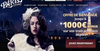 Avis de Paris Casino