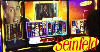 Seinfeld en version machine à sous: c'est pour bientôt !